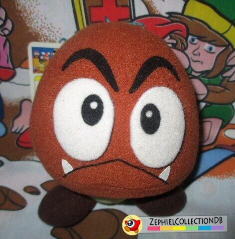 Super Mario 64 Goomba Plush