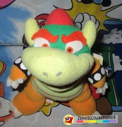 Super Mario 64 Bowser Plush