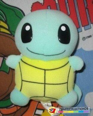 Pokemon Squirtle PlushPlush