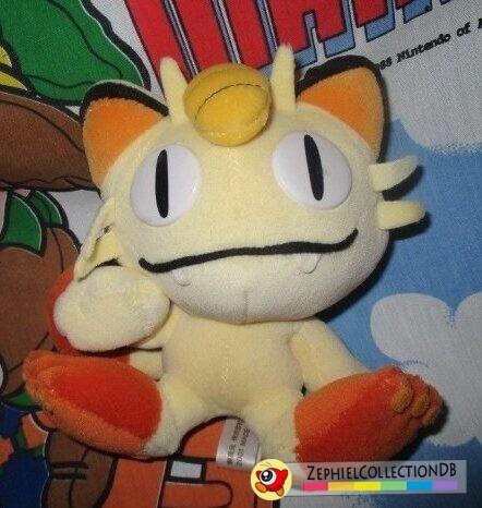 Pokemon Meowth PlushPlush