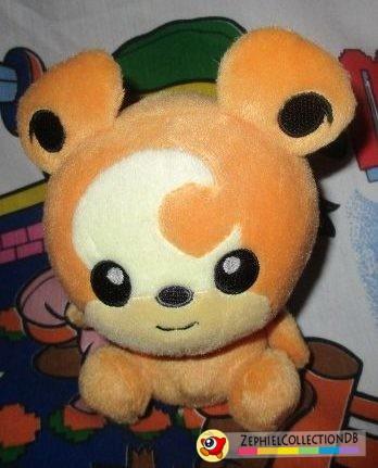 Pokemon Teddiursa Plush