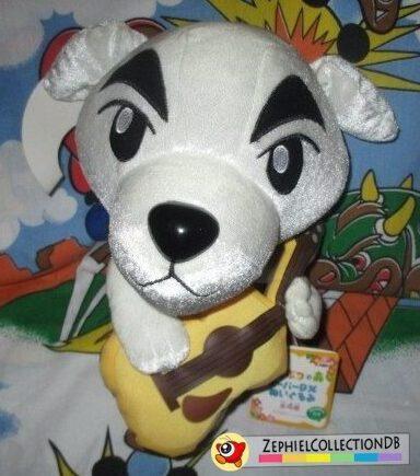 Animal Crossing K.K. Slider