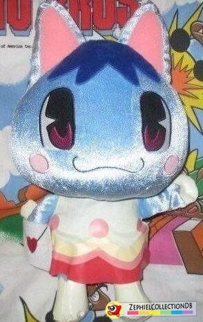 Animal Crossing Rosie