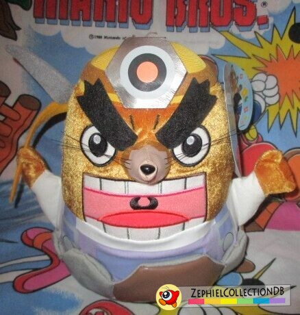 Animal Crossing Mr. Resetti