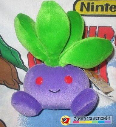 Pokemon Oddish PlushPlush