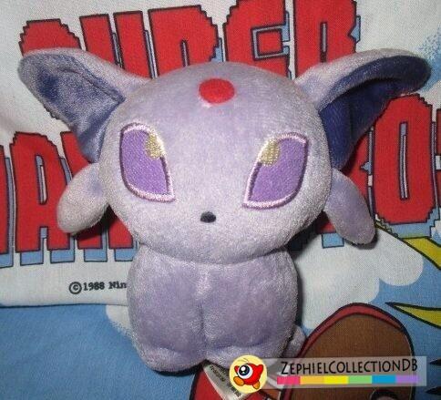 Pokemon Espeon Plush