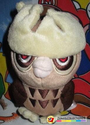 Pokemon Noctowl Plush