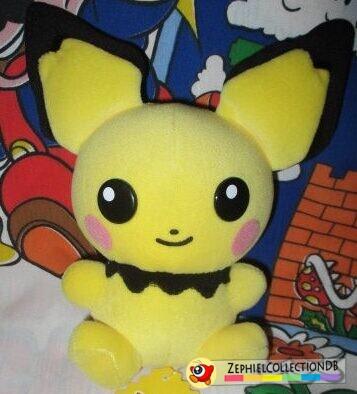 Pokemon Pichu PlushPlush