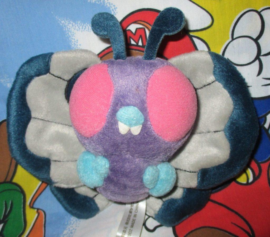 Pokemon Butterfree Plush
