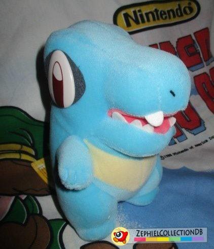 Pokemon Totodile PlushPlush
