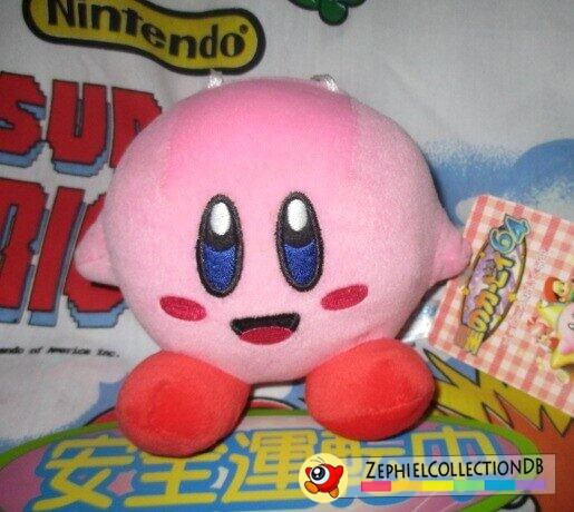 Kirby 64 Kirby Plush