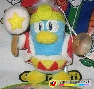 Kirby 64 King Dedede Plush