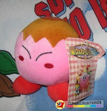 Kirby 64 Volcano Kirby Plush