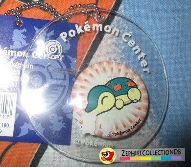 Pokemon Cyndaquil PlushPlush Can Badge