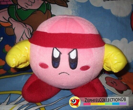 Kirby Fighter Kirby Plush