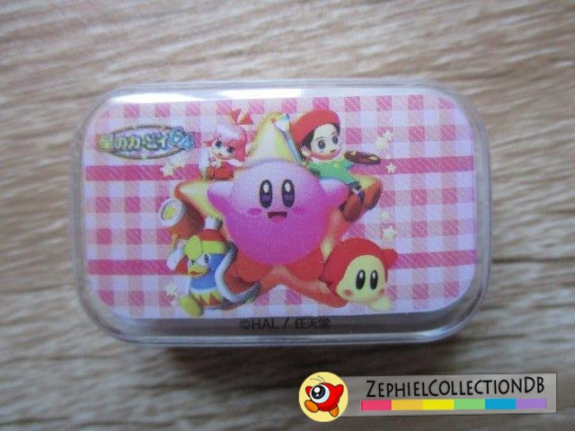 Kirby 64 Mini Bento Box