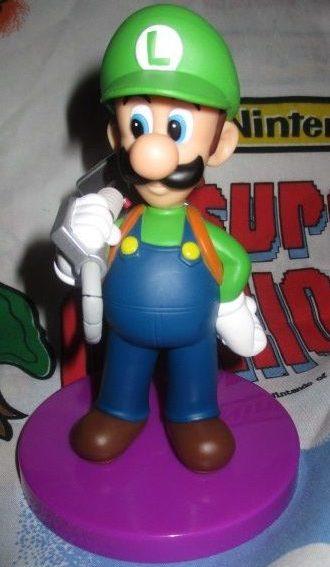 Luigi's Mansion 2 Luigi Figure