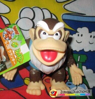 Donkey Kong Country Cranky Kong Figure