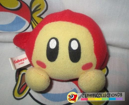 Kirby 64 Waddle Dee Reversible Plush