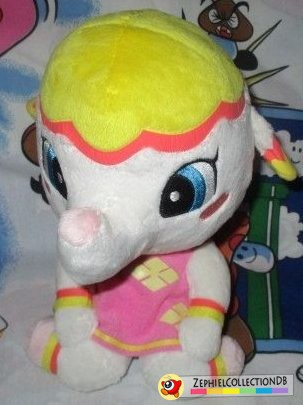 Animal Crossing Margie Plush
