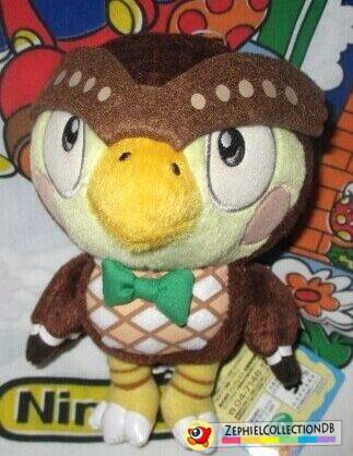 Animal Crossing Blathers Plush