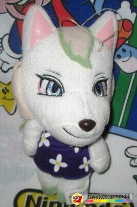 Animal Crossing Whitney Plush