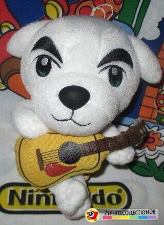 Animal Crossing K.K. Slider Plush