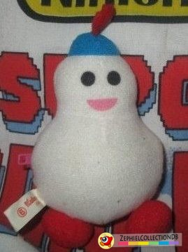 Kirby 64 Explosive Snowman Kirby Reversible Plush
