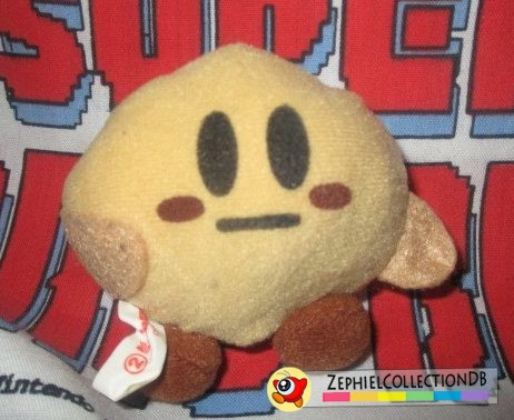 Kirby 64 Stone Kirby Reversible Plush