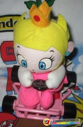 Mario Kart Peach Plush