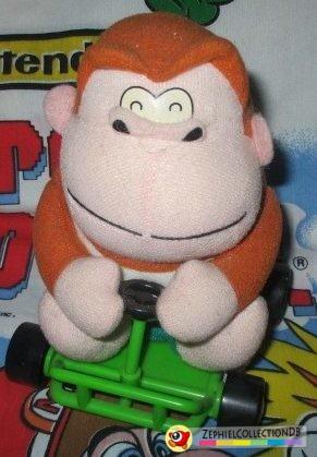 Mario Kart Donkey Kong Plush