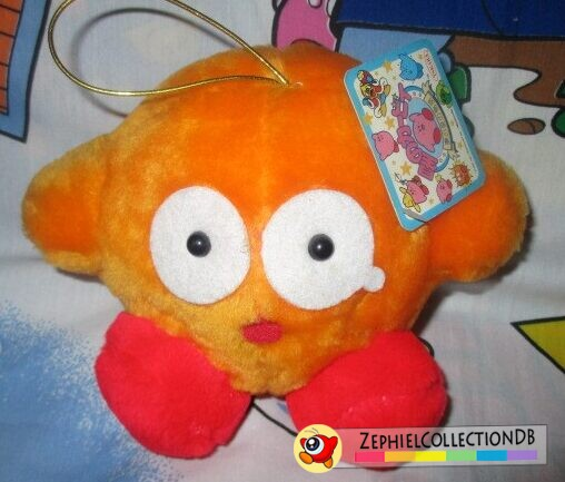 Kirby's Adventure Crash Kirby Plush