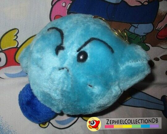 Kirby's Adventure Freeze Kirby Plush