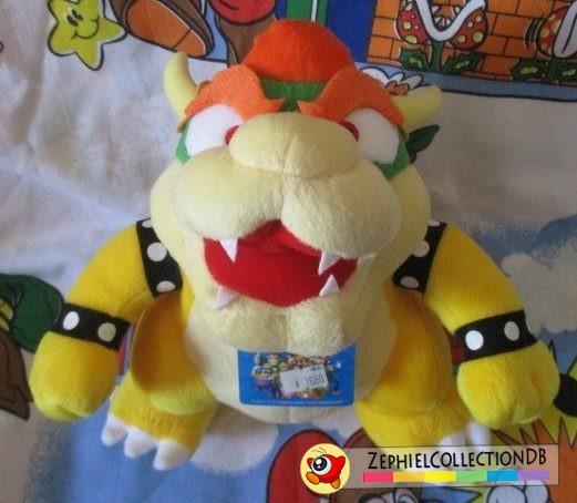 Mario Party 5 Bowser Plush