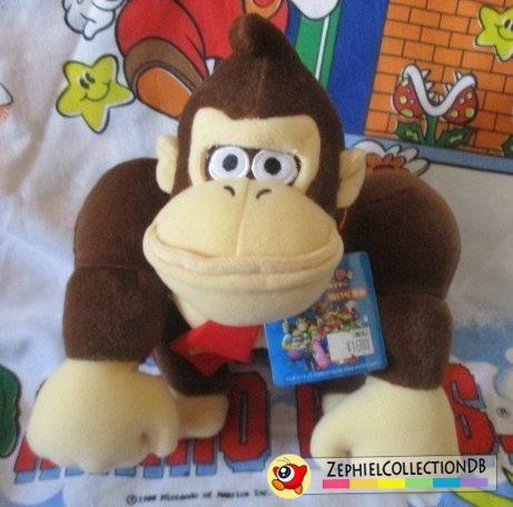 Mario Party 5 Donkey Kong Plush