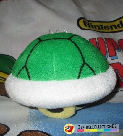 Mario Kart Wii Green Shell Plush