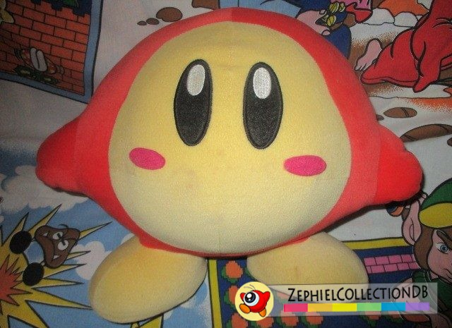 Kirby 64 Big Waddle Dee Plush