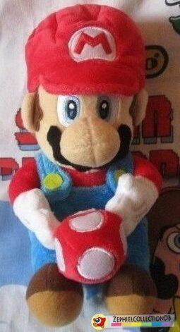 Super Mario Galaxy Mario Plush