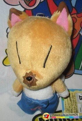 Animal Crossing Redd Plush