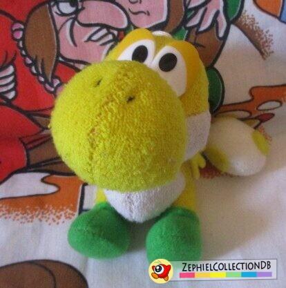 Yoshi's Story Yellow Yoshi Plush
