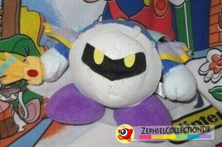 Kirby Meta Knight Plush