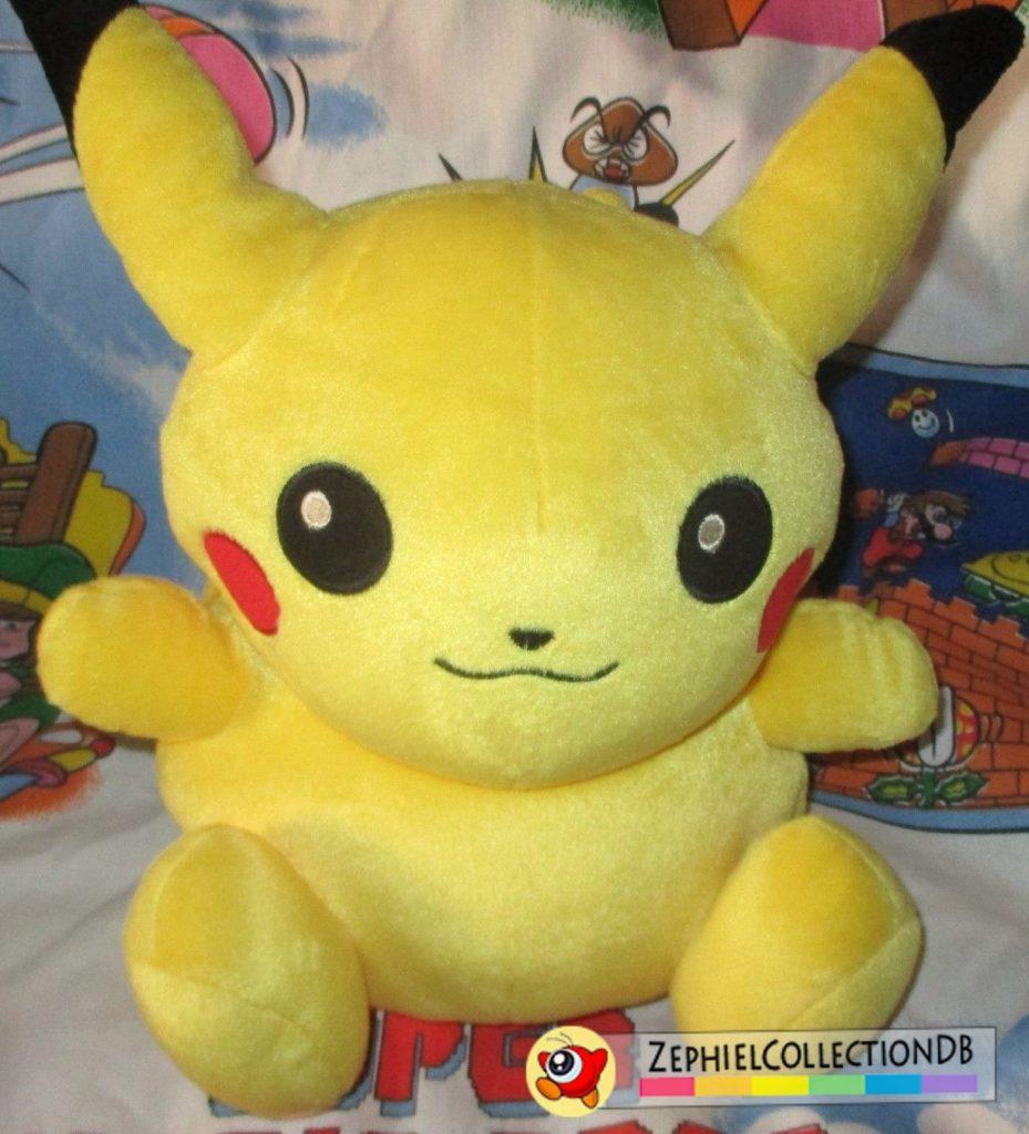 Pokemon Pikachu DX Plush
