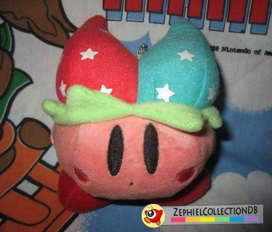 Mirror Kirby Plush Keychain (Anime)