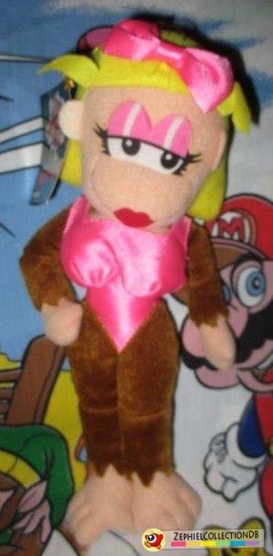 Donkey Kong Country Candy Kong Plush