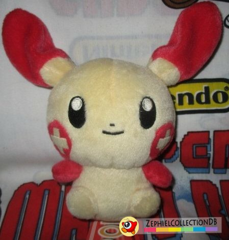 Pokemon Plusle Plush