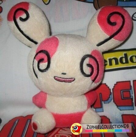 Pokemon Spinda Plush
