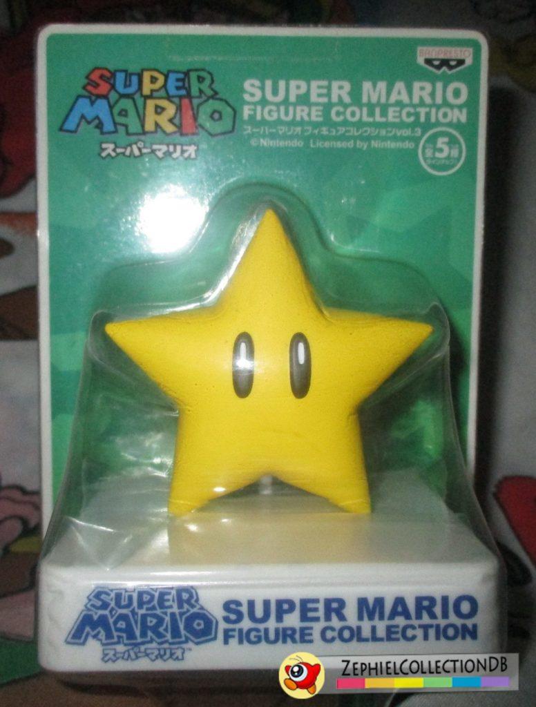 Super Mario Star Figure