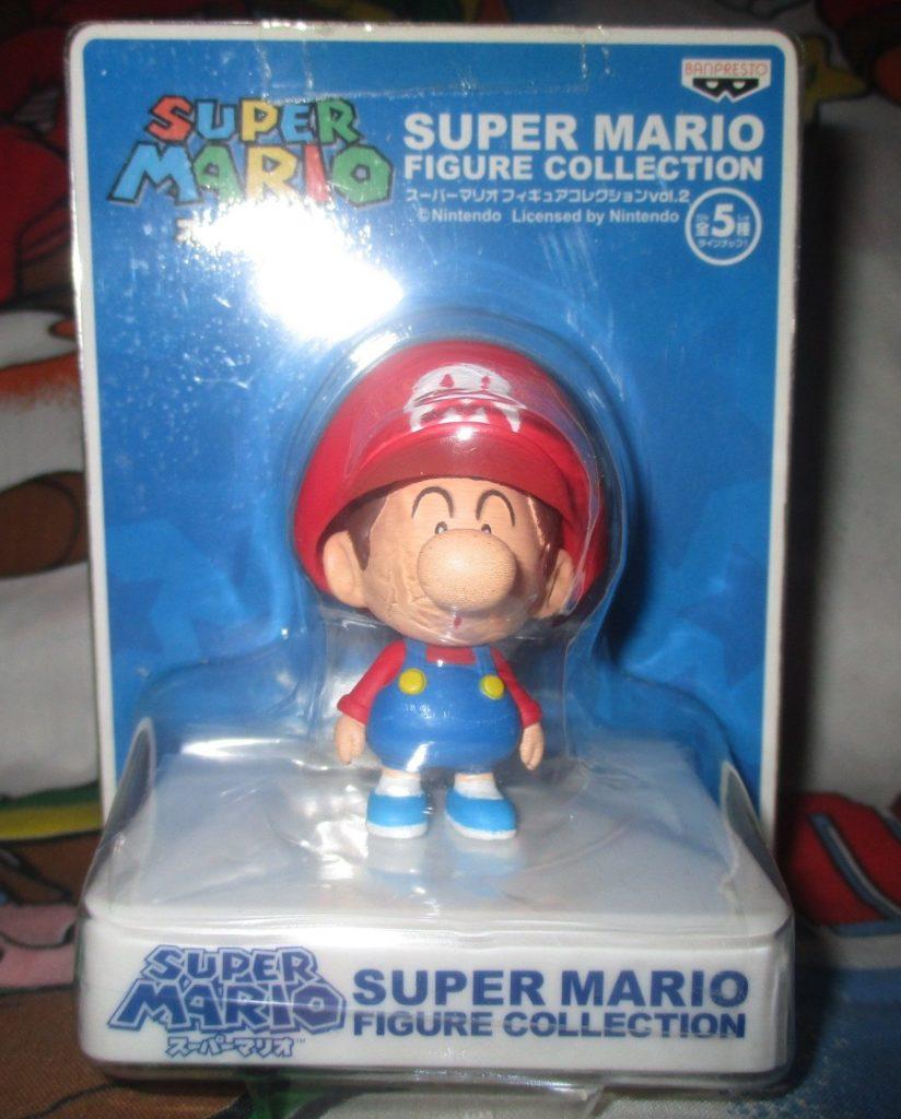 Super Mario Baby Mario Figure