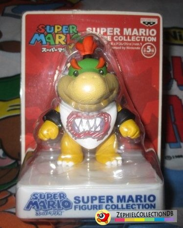 Super Mario Bowser Jr. Figure