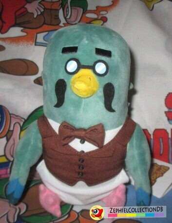 Animal Crossing Brewster Plush
